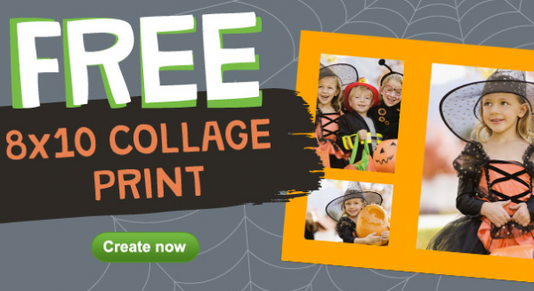 Free 8x10 Photo Collage from Walgreens