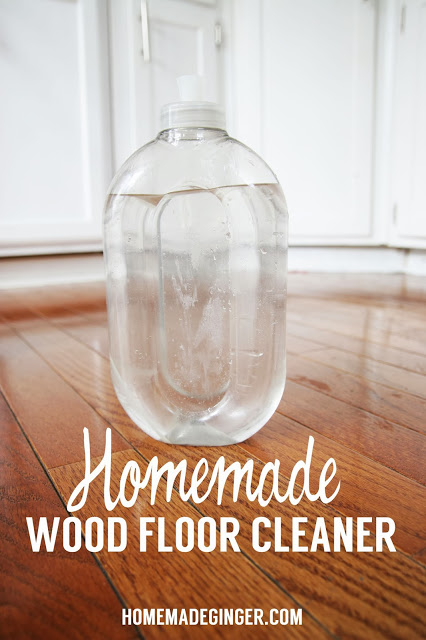 Do it yourself homemade wood floor cleaner money saving for Home made floor cleaner