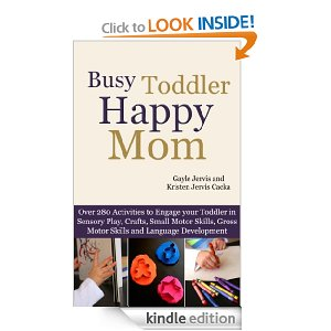 Busy Toddler Happy Mom