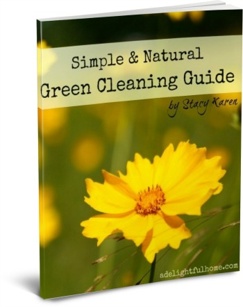 Simple & Natural Green Cleaning Guide