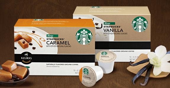 Free Starbucks K-Cup sample pack - Money Saving Mom®