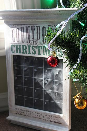 DaySpring Countdown to Christmas Coupon