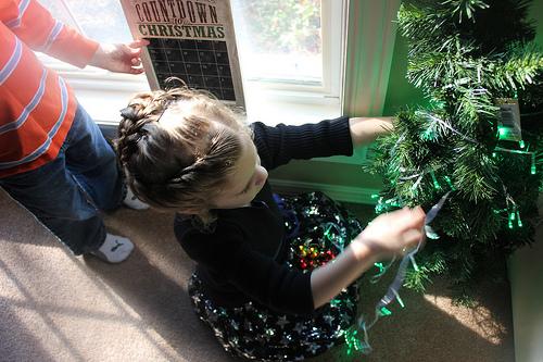 DaySpring Countdown to Christmas Calendar