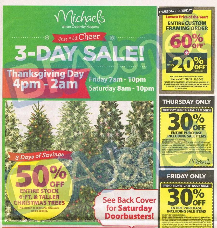 Michaels coupon money saving mom 174 - Michaels Hot Black Friday Coupons Black Friday Ad 2013 Money Saving Mom