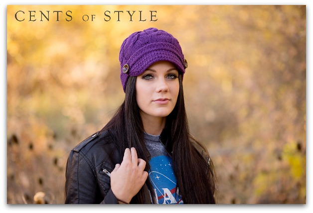 Cents of Style Cable Knit Hat