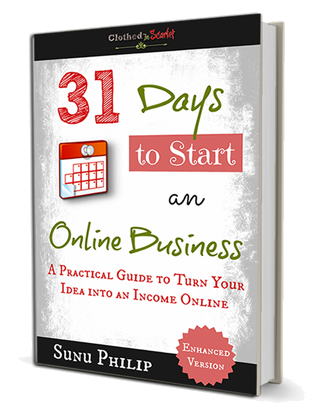 31 Days to Start an Online Business
