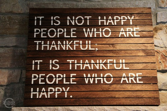 Choosing to Be Thankful Even When Life Is Hard