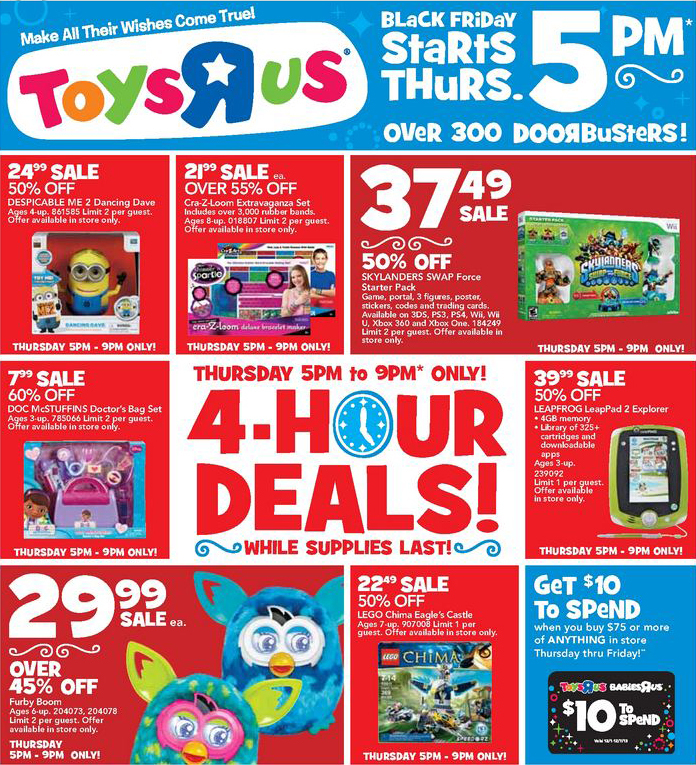 Toys R Us Black Friday Ad 2013 Money Saving Mom Money Saving Mom