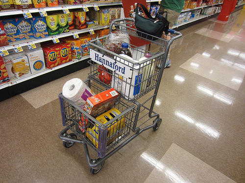 How Much Should We Spend on Groceries Each Week