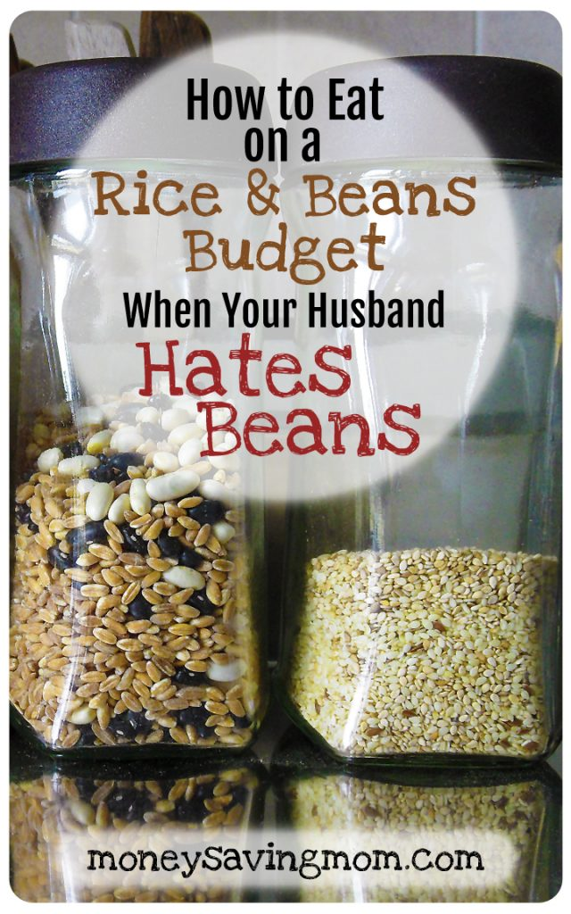 Beans-and-Rice-Budget