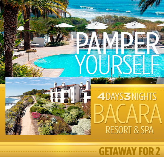 Pamper Yourself Main Graphic