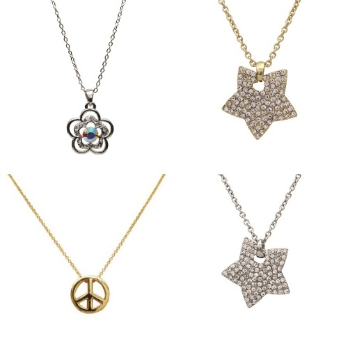 Cents of Style Pendant Necklaces