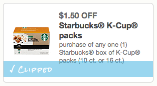 image relating to Gevalia Printable Coupons titled Printable coupon codes: Starbucks K-Cups, Seattles Great espresso