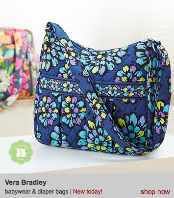 Vera Bradley Sale through Zulily