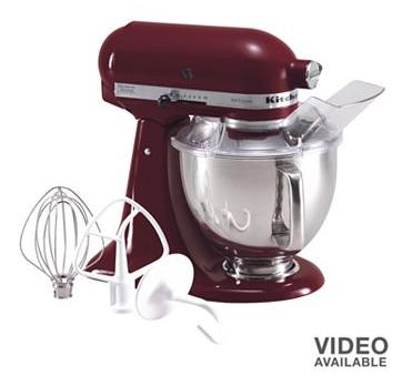 Get a kitchenaid artisan mixer for just after coupon rebate and kohl 39 s cash - Kohls kitchenaid rebate ...