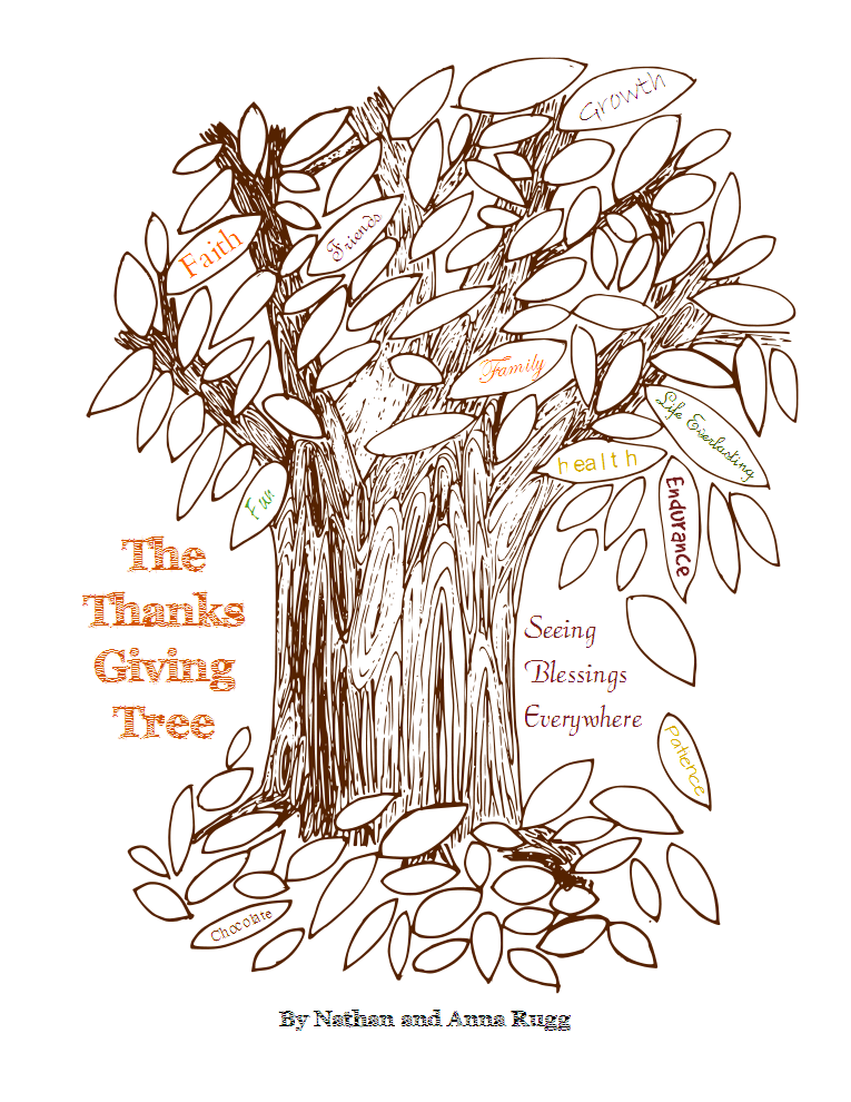 The Thanks Giving Tree