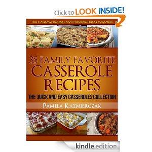 35 Family Favorite Casserole Recipes