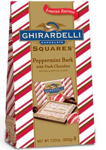 photo regarding Ghiradelli Printable Coupons known as Walgreens: Baggage of Ghirardelli Peppermint Bark for merely $1