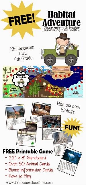 Habitat Adventure Game