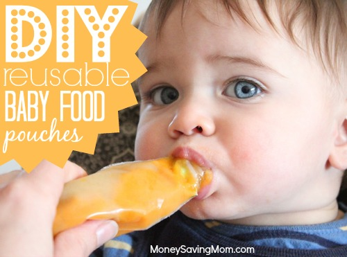 Image Result For Make Your Own Baby Food Pouches