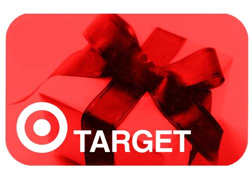 Enter to win a $500 Target gift card