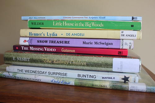 52 Ways to Save $100 Per Year: Use the Library