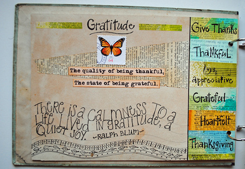 Gratitude Will Change Your Life