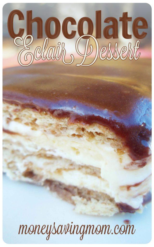 Chocolate-Eclair-Dessert
