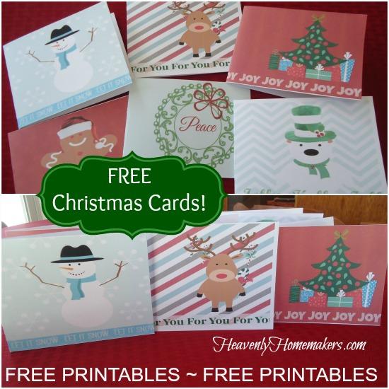 Free-Printable-Christmas-Cards