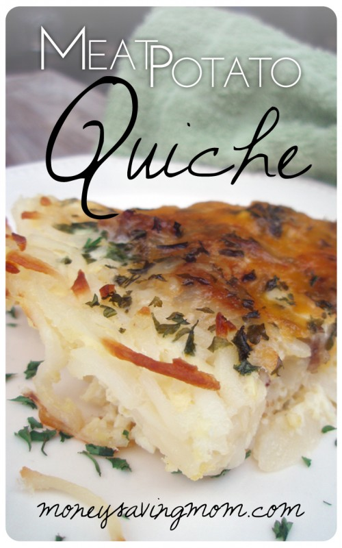 Meat-Potato-Quiche