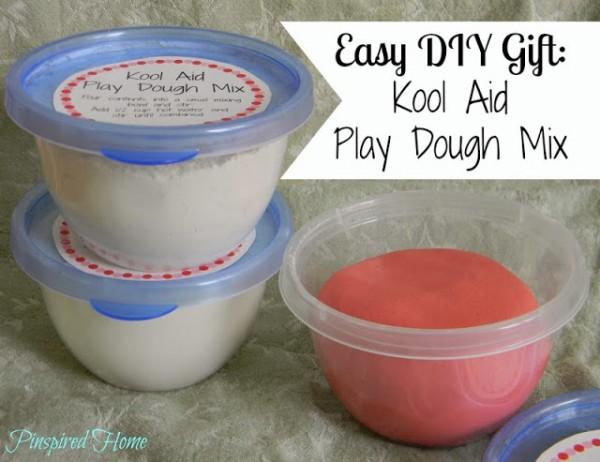 Play Dough Pinnable