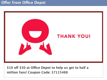 company case office depot thank you for calling The case facts are interesting and reason to raise an eyebrow on august 20, 2015, goldstein placed her order for printing at the office depot store in schaumburg (located about 30 miles northwest of downtown chicago.