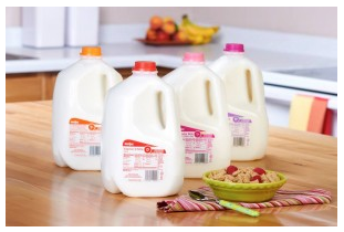 Free gallon of milk at Meijer