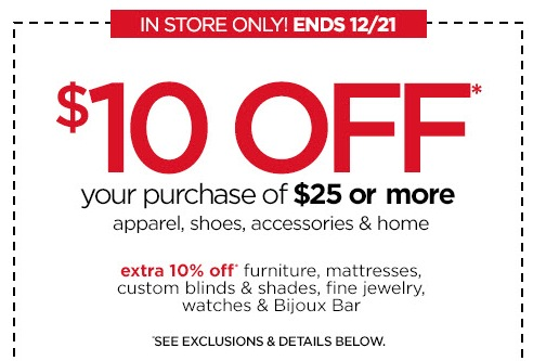 Jcpenney customer survey 15 off coupon