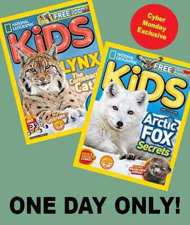 National Geographic for Kids for $12