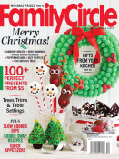 Free one-year subscription to Family Circle magazine