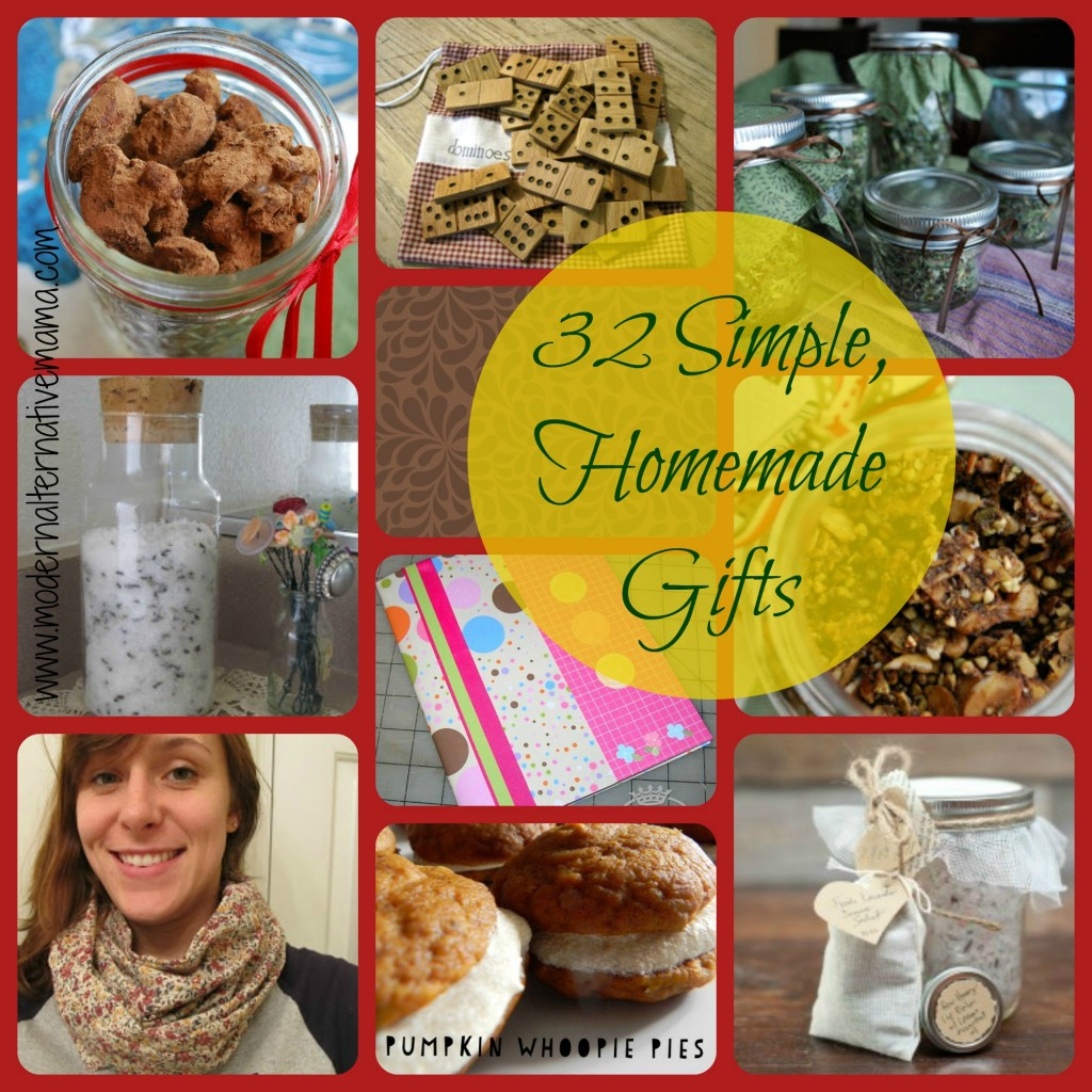 32 simple homemade gifts money saving mom