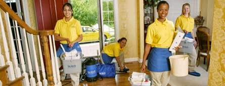 Win a Year of Free House Cleaning!