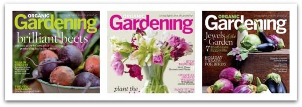 Organic Garden Collage