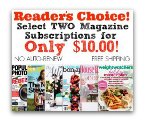 Readers Choice Sale