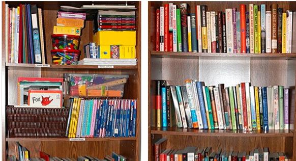 What's On My Bookshelves?