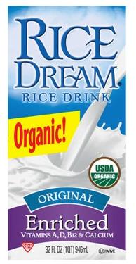 Rice Dream coupon