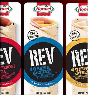 Free Hormel Rev Wrap