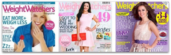 Weight Watchers Covers