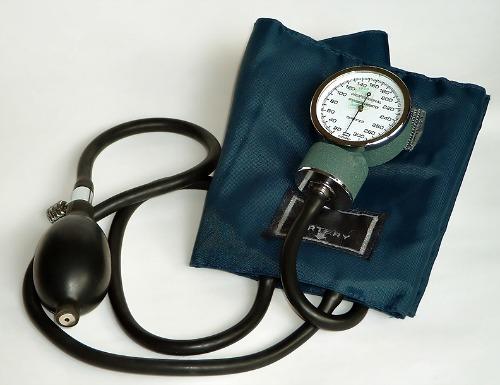 Blood-Pressure- cuff