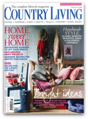 Country Living Mag
