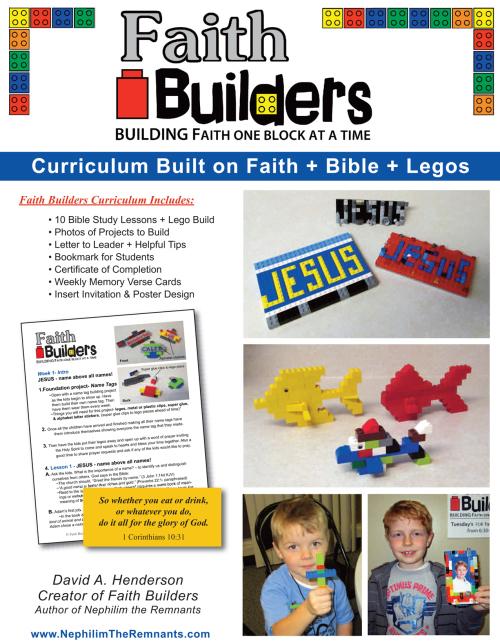 Faith LEGO