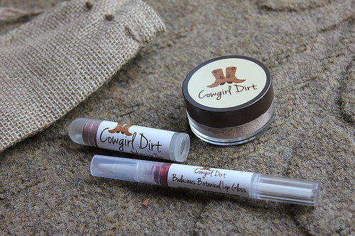 Cowgirl Dirt Makeup