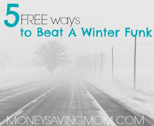 5 free ways to beat a winter funk