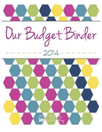 download these free our budget binder printables